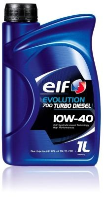Elf Evolution 700 Turbo D 10W-40
