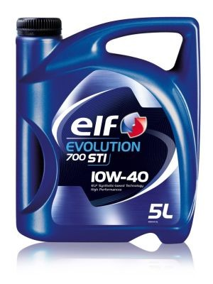 Elf Evolution 700 Sti 10W-40